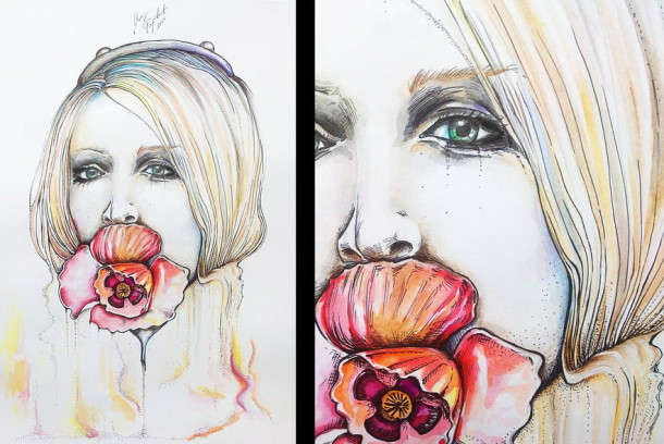 guano-apes-fan-paintings
